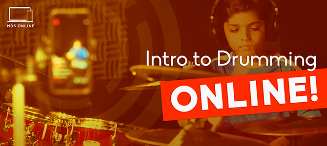 Intro To Drumming